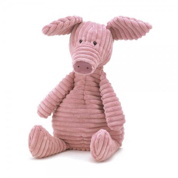 Jellycat Cordy Roy Kuscheltier Schwein mittel