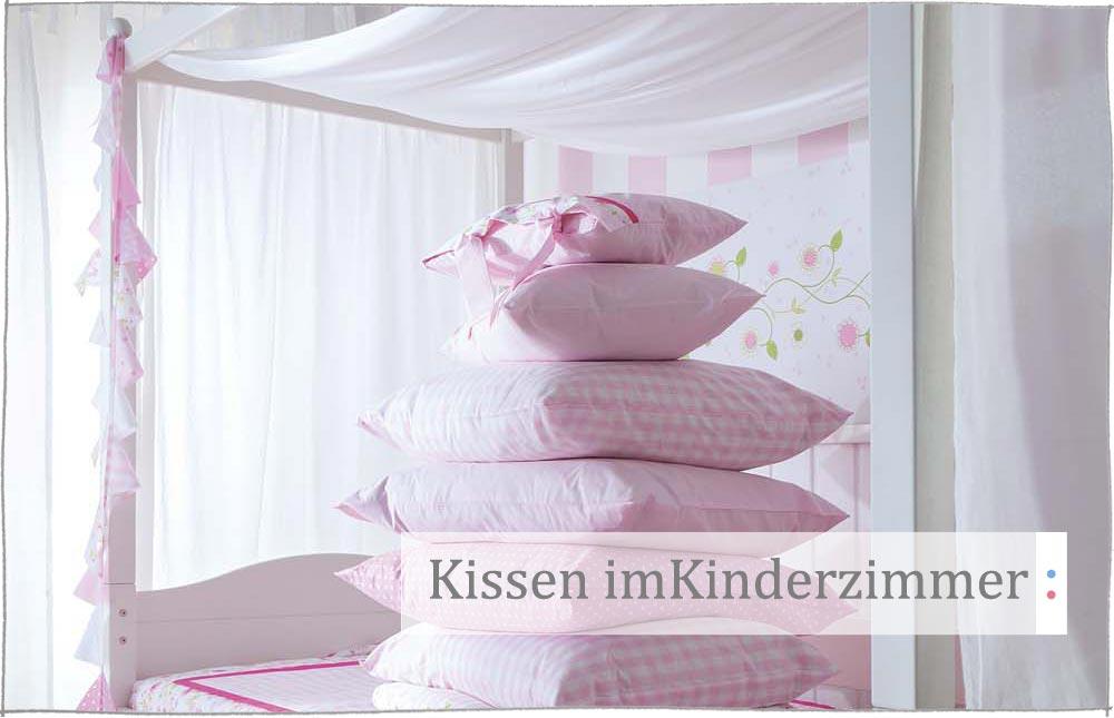 Kinderzimmer Kissen im kinder räume Magazin | kinder räume