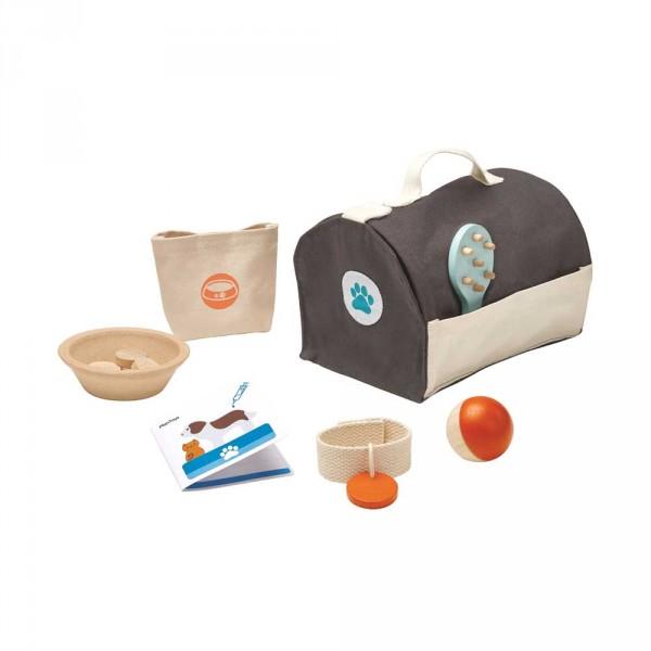 Plan Toys Tierpflege-Set