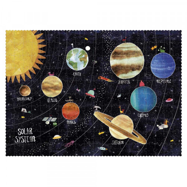 Londji Kinder Puzzle Discover the Planets