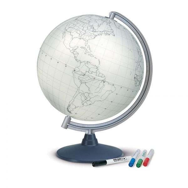 """Globus für Kinder """"stummer Globus"""" von Räth"""