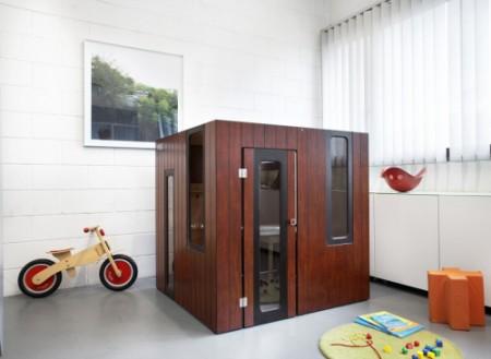 Smart Playhouse Spielhaus Hobikken indoor