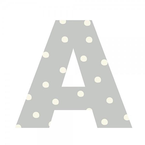 Lilipinso Sticker Buchstabe gepunktet A