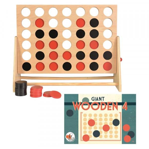 Egmont Toys Riesen 4 gewinnt Holz