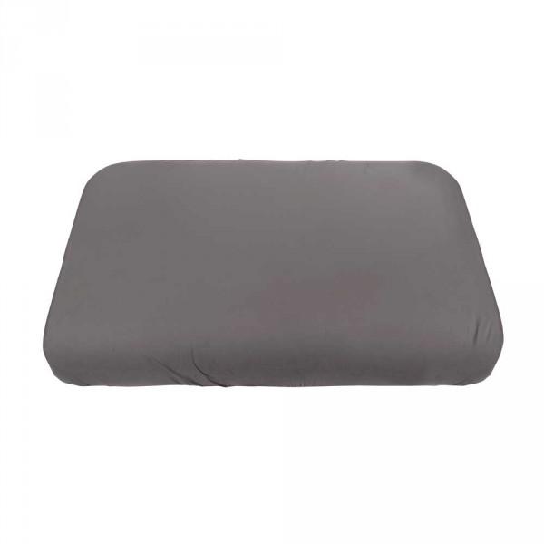 Sebra Jersey Bettlaken grau 70 x 120