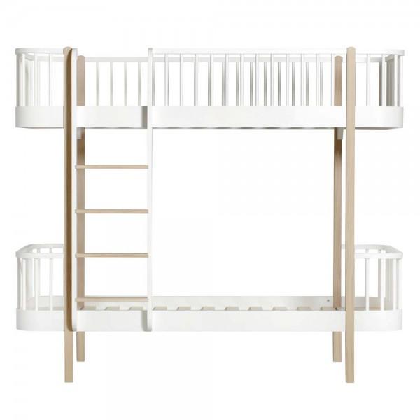 Oliver Furniture Wood Etagenbett Eiche