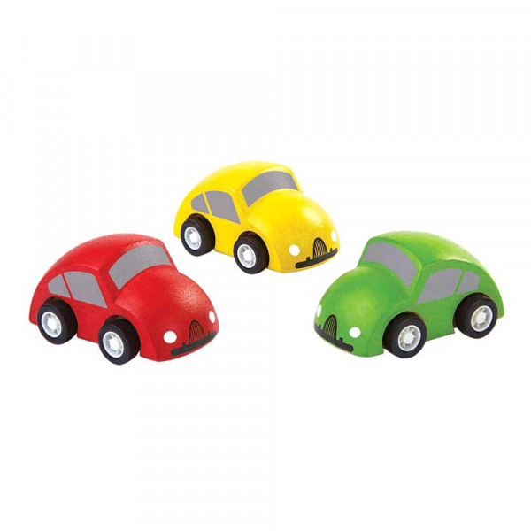 Plan Toys Spielzeug Flitzer-Set spielgut Holz