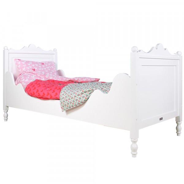 Bopita Belle Kinderbett weiß 90 x 200