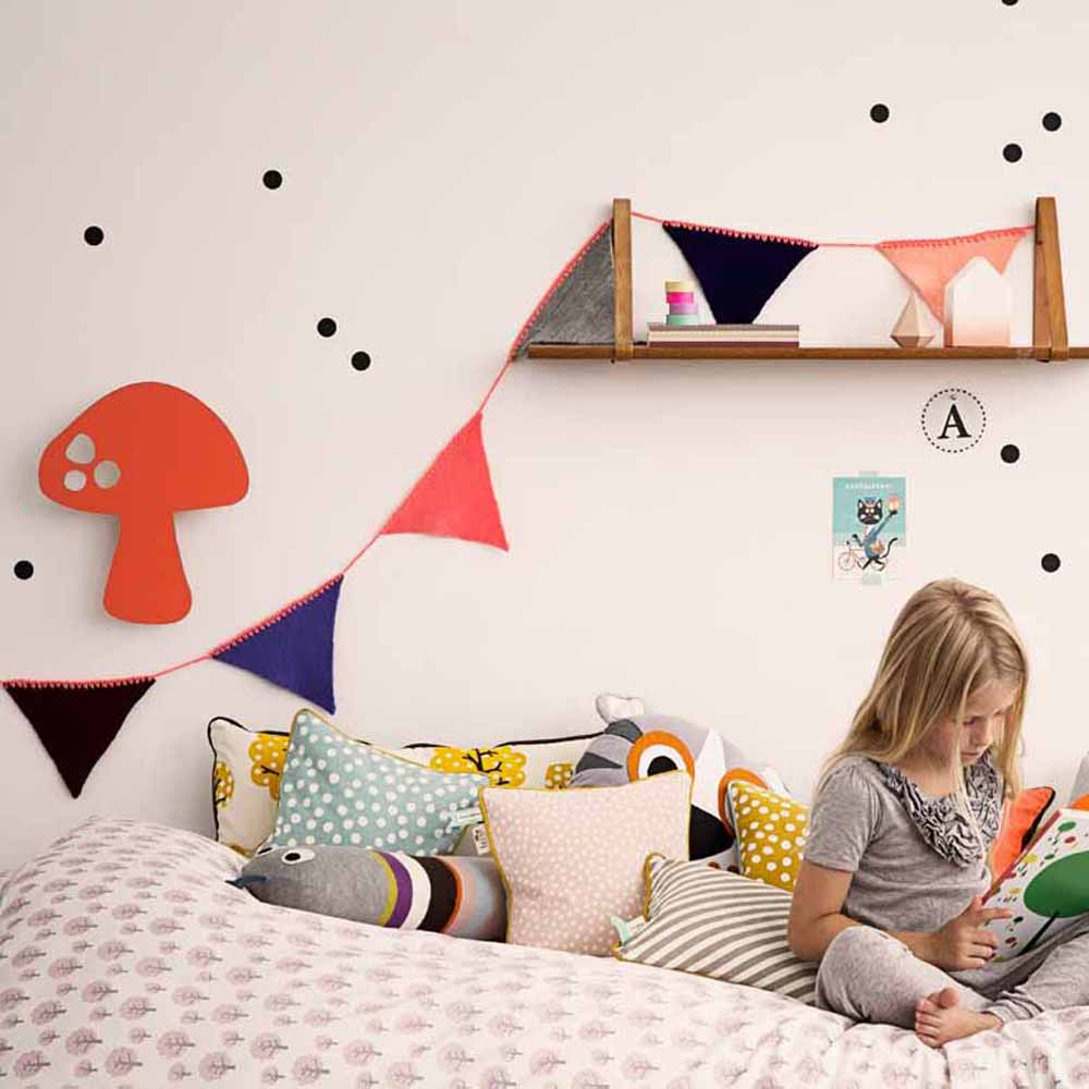 ferm living girlanden im kinder r ume online shop kaufen. Black Bedroom Furniture Sets. Home Design Ideas