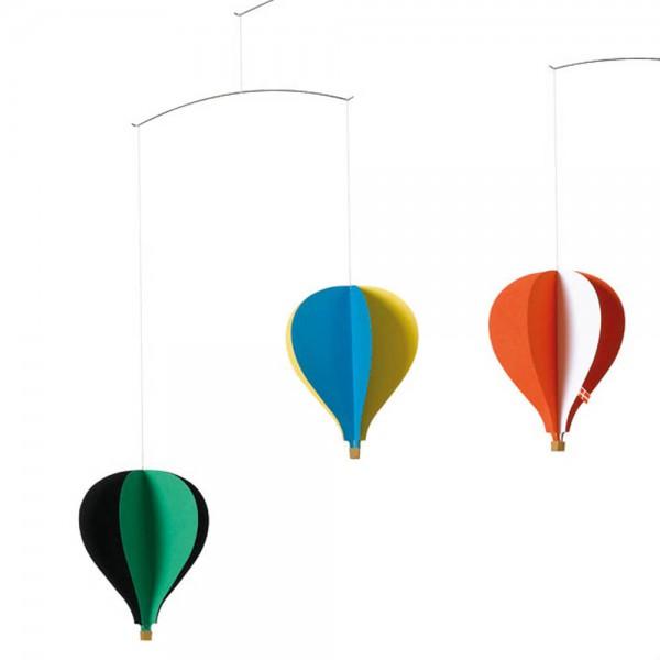 Flensted Mobile Heissluftballons