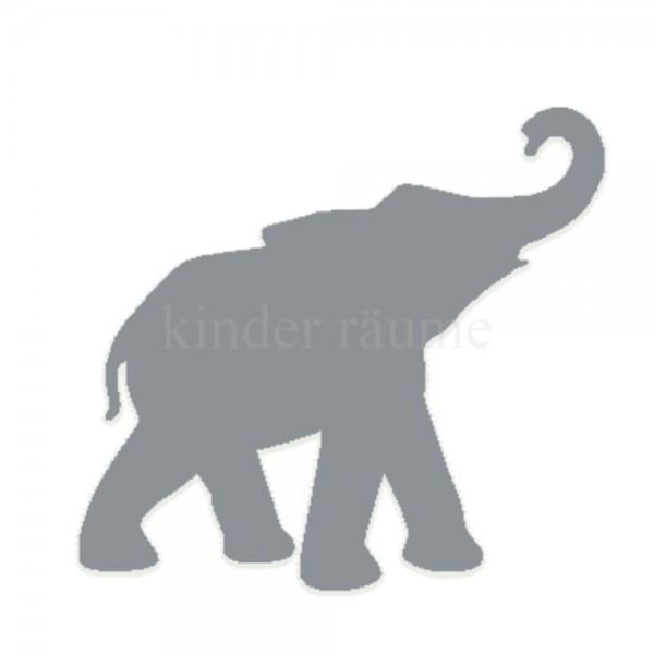 Inke Tapetentier Babyelefant 074