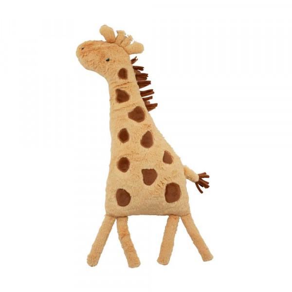 Sebra Kuscheltier Giraffe Glenn senfgelb