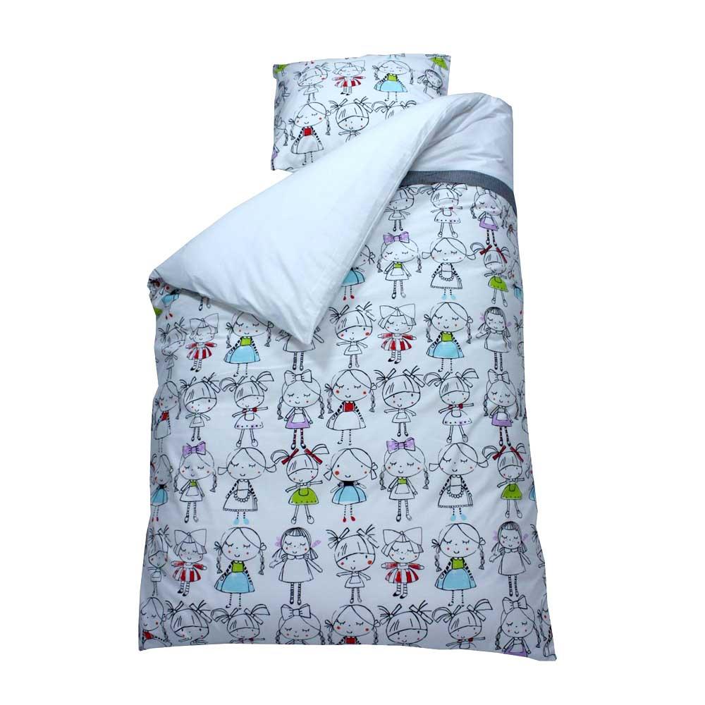 bink bettw sche m dchen 135 x 200 bei kinder r ume. Black Bedroom Furniture Sets. Home Design Ideas