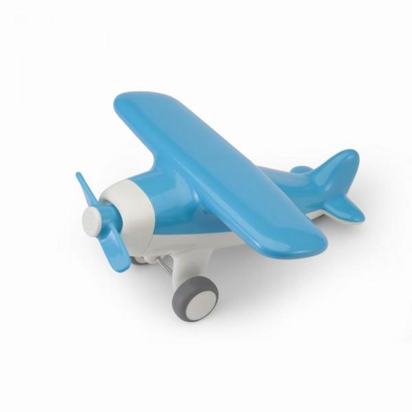 Smartbaby Flugzeug blau