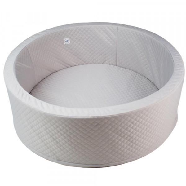 Minibe Bällebad grau für draussen - ohne Bälle