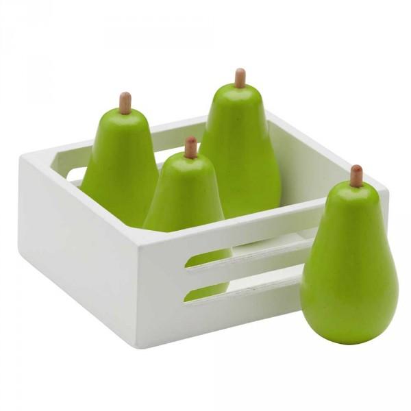 Kids Concept 4er Set Birnen für Kinderküchen