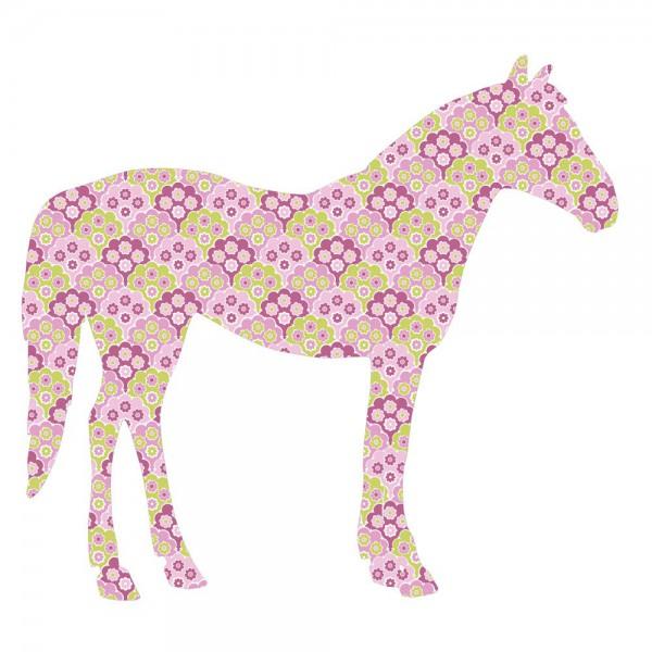 Inke Tapetentier Pferd 184