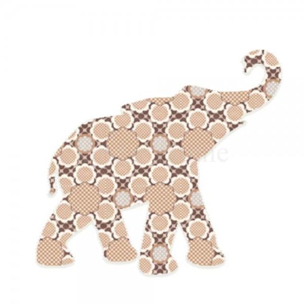 Inke Tapetentier Babyelefant 041