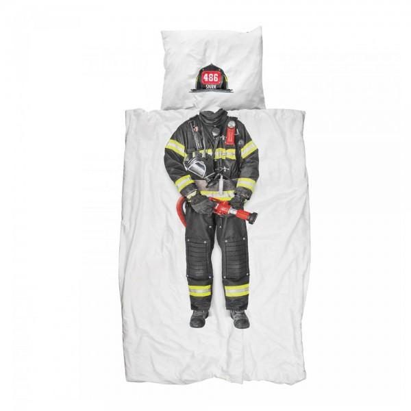 Snurk Bettwäsche Feuerwehr 135 x200