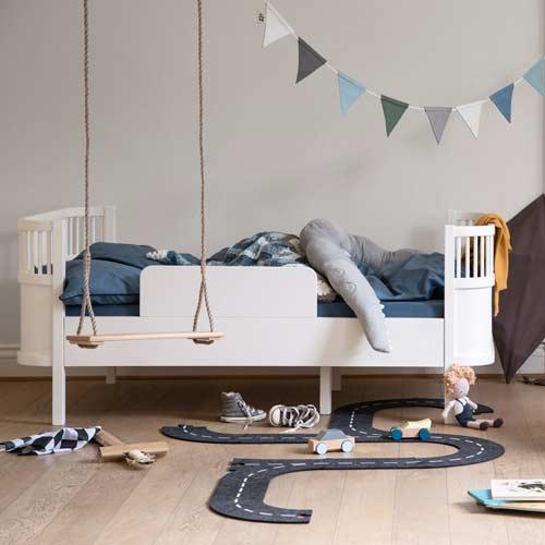 ᐅ Bettumrandung Kinderbett Babybett Bei Kinder Raume Aus