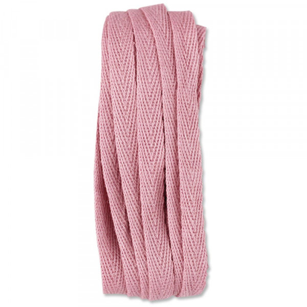 Ava & Yves Geschenkband Baumwolle rosa
