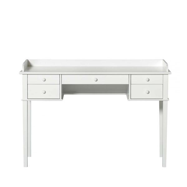 Oliver Furniture Seaside Schreibtisch Holz weiss