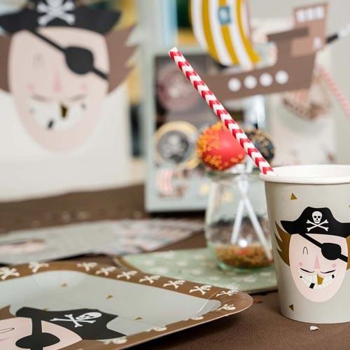 piraten-pappteller