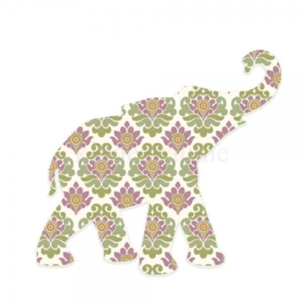 Inke Tapetentier Babyelefant 157