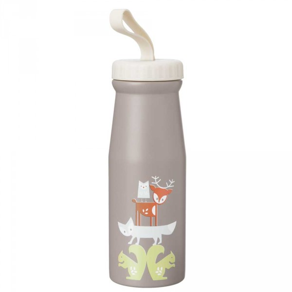 Fresk Thermosflasche Waldtiere