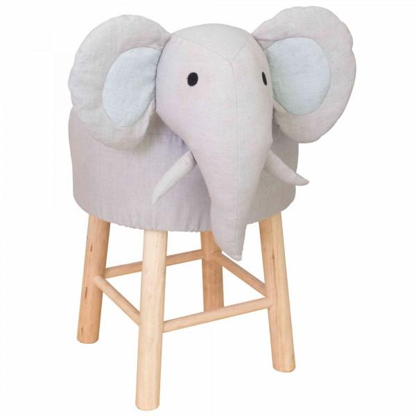 Kidsdepot Kinderhocker Elefant Ello