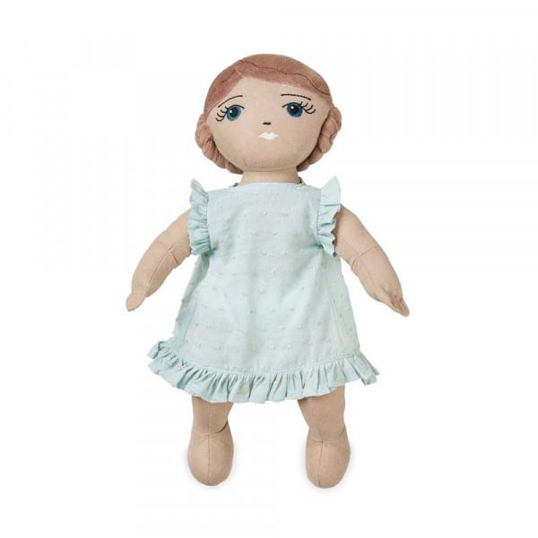 Cam Cam Puppe Agnes brünett