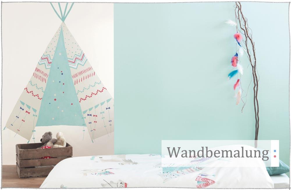 wandbemalung