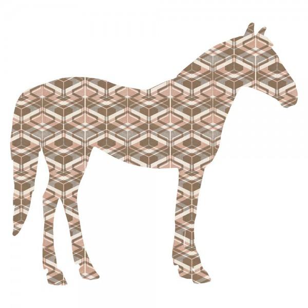 Inke Tapetentier Pferd 159