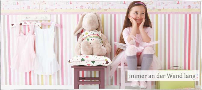 Bordüren für Kinderzimmer im kinder räume shop kaufen ...