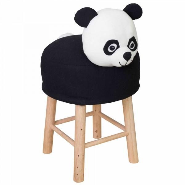 Kidsdepot Kinderhocker Panda Peppo