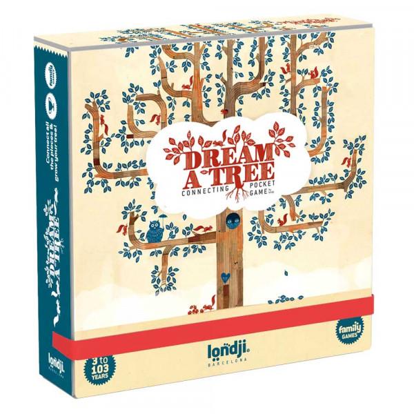 Londji Legespiel Dream a Tree für unterwegs