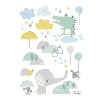 Wandsticker für Kinderzimmer im kinder räume online shop kaufen ...