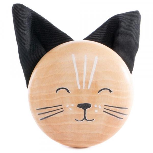 Nobodinoz Wandhaken / Kleiderhaken Katze