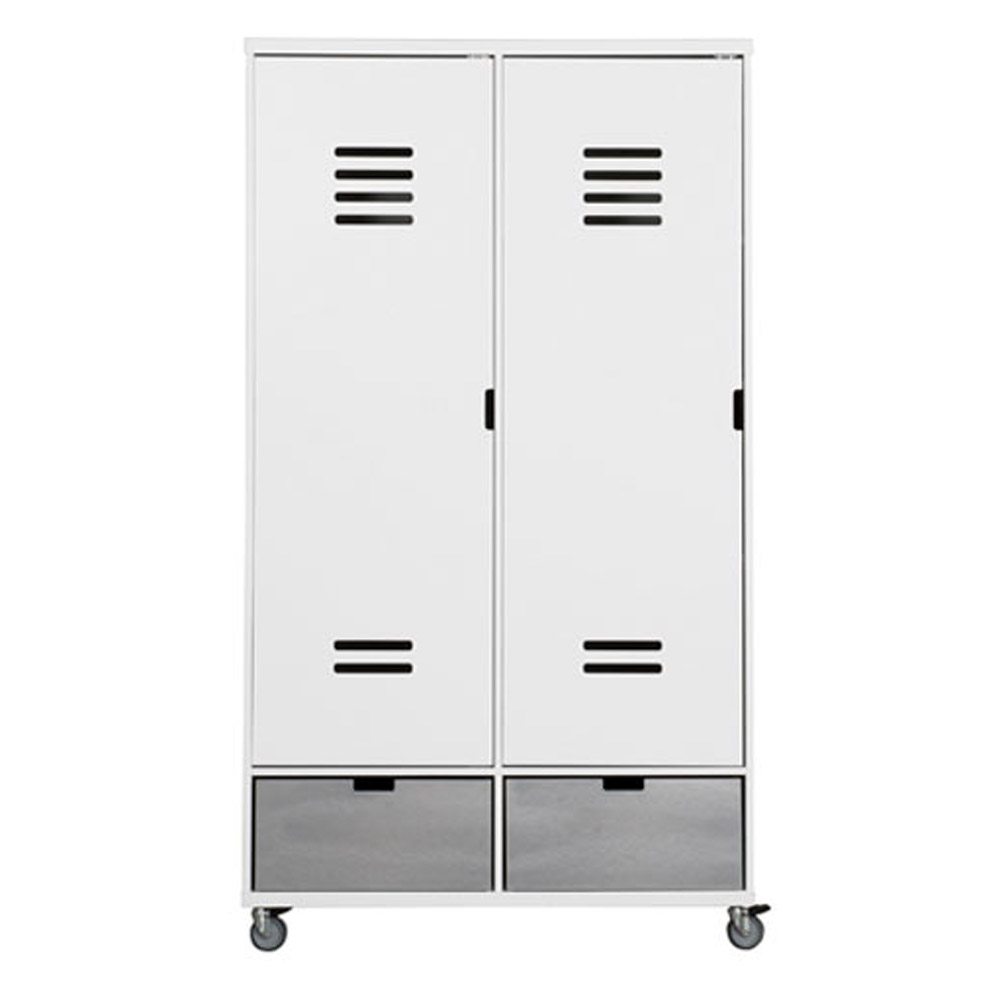 bopita mix match locker schrank rollen 2 t rig bei kinder r ume. Black Bedroom Furniture Sets. Home Design Ideas