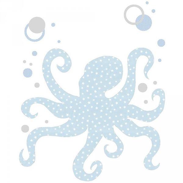 Inke Tapetentier Octopus Muster 215