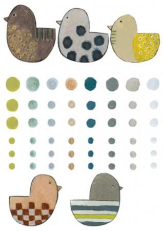 Lilipinso Sticker Entchen