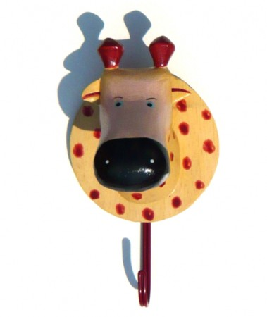 Kleiderhaken Giraffe