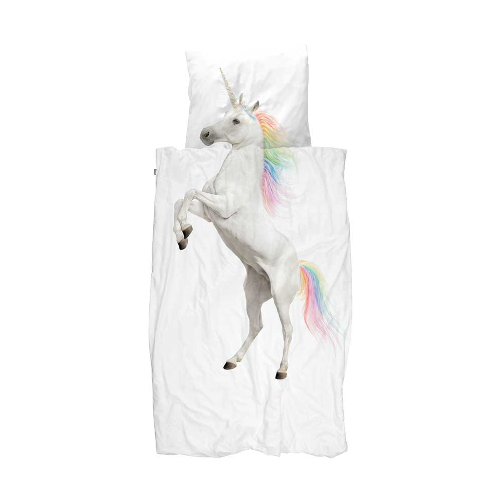 Beddinghouse Kinderbettwäsche KIDS Piraten Bunt aus 100/% Baumwolle 135 x 200 cm