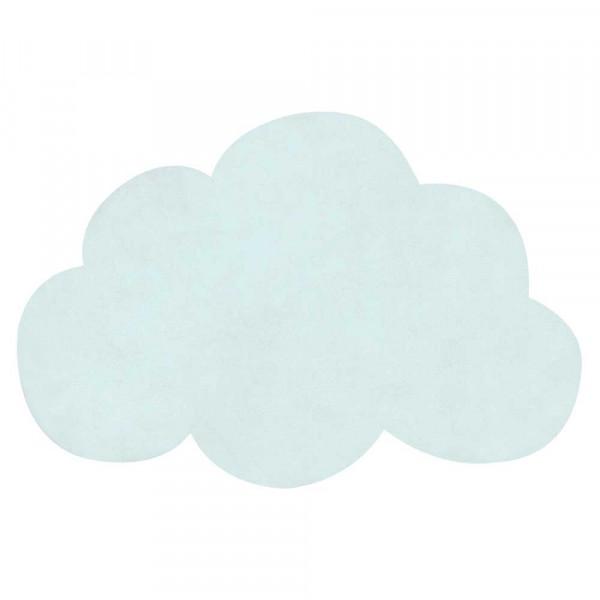 Lilipinso Teppich Wolke mint