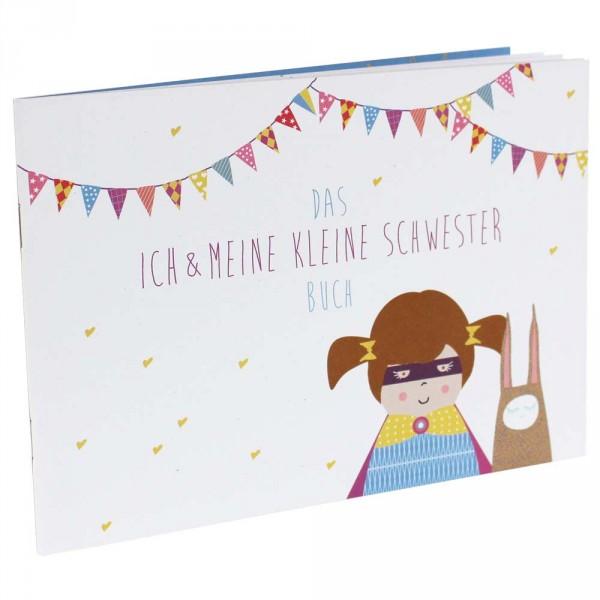 """Ava & Yves Geschwisterbuch """"Ich & meine kleine Schwester"""""""