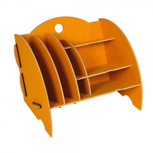 Werkhaus Schreibtisch Mini Organizer gelb