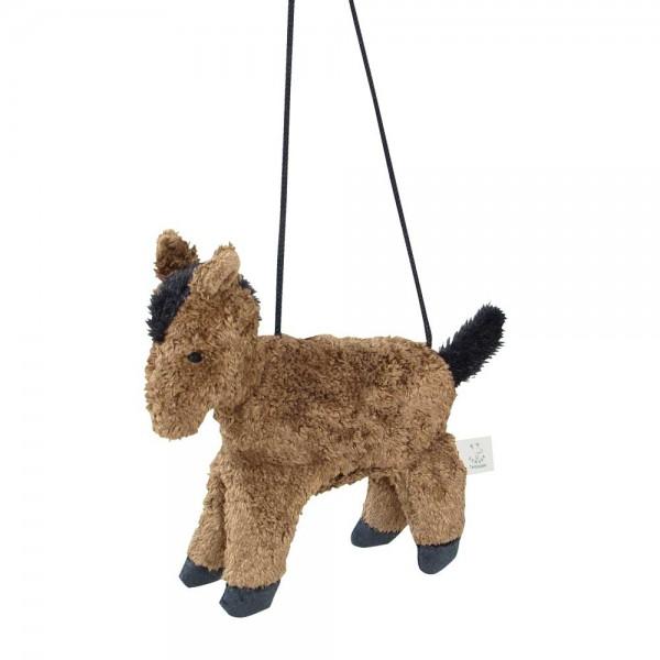 Senger Tasche Pferd braun