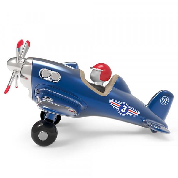 Baghera Spielzeug Flugzeug blau