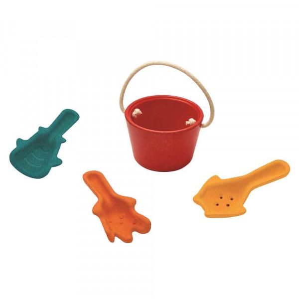 Plan Toys Sandspielzeug-Set
