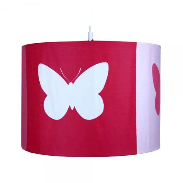 Bink Pendellampe Schmetterlinge